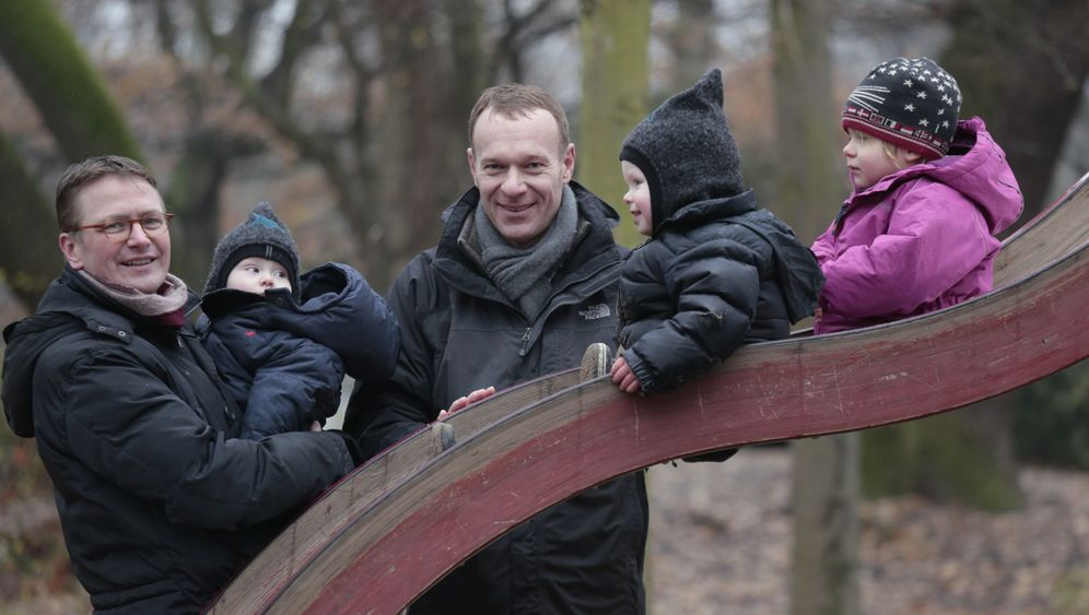Photo Gallery: The Stay-at-Home Dads