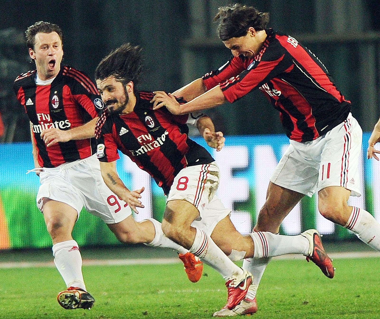 Juventus FC vs AC Milan