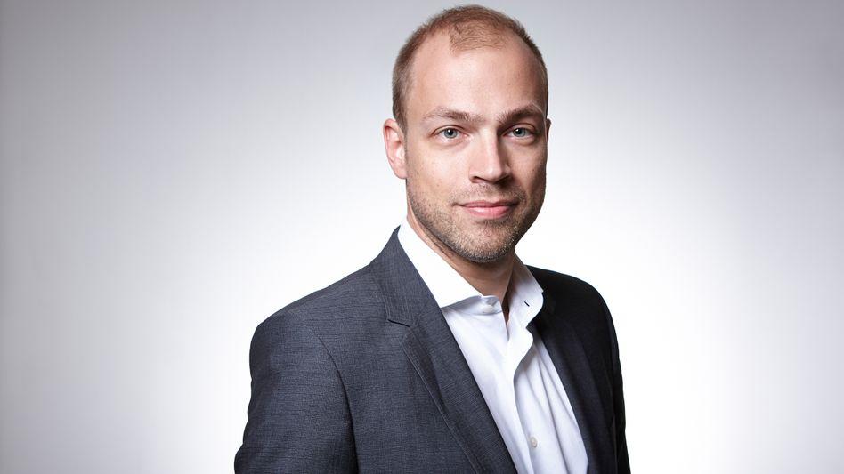 """Künftig an der Spitze der """"HuffPost""""-Redaktion: Sebastian Matthes"""