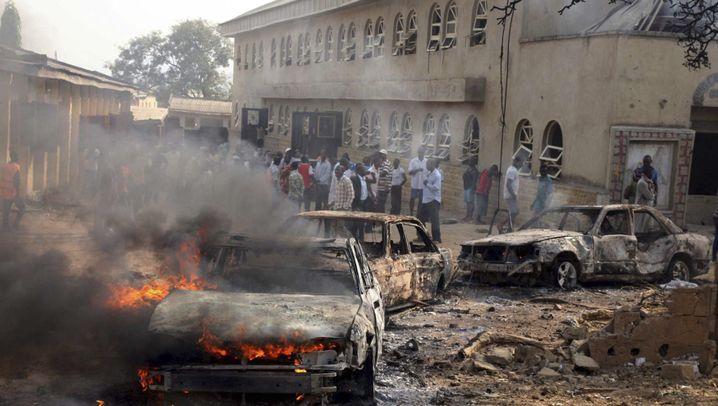 Anschläge gegen Christen: Tödliche Gewalt am Weihnachtssonntag