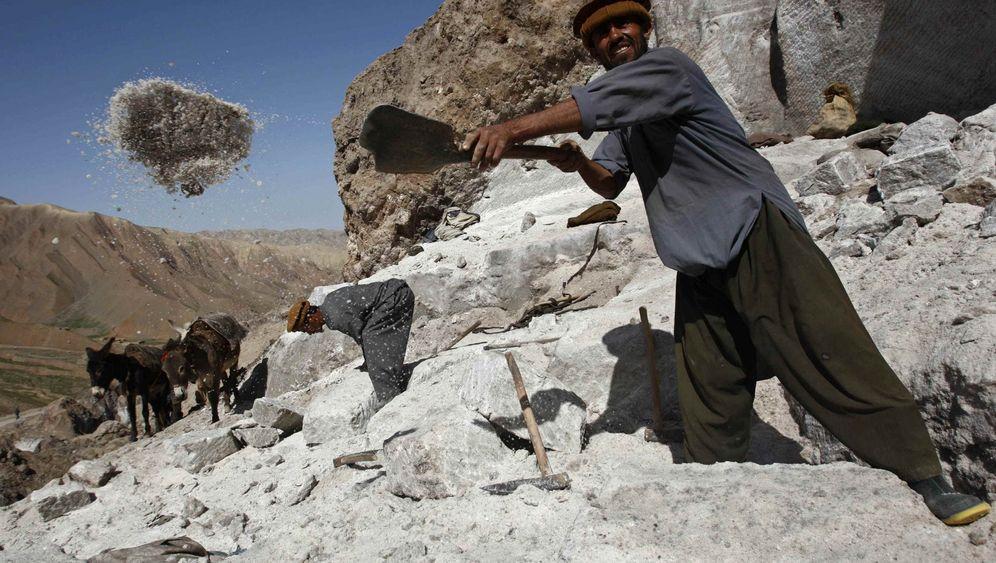 Rohstoffe in Afghanistan: Reiche Schätze eines armen Landes