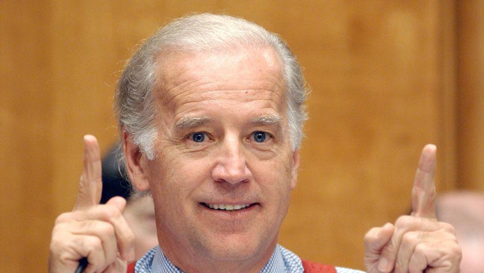 Joe Biden in Washington