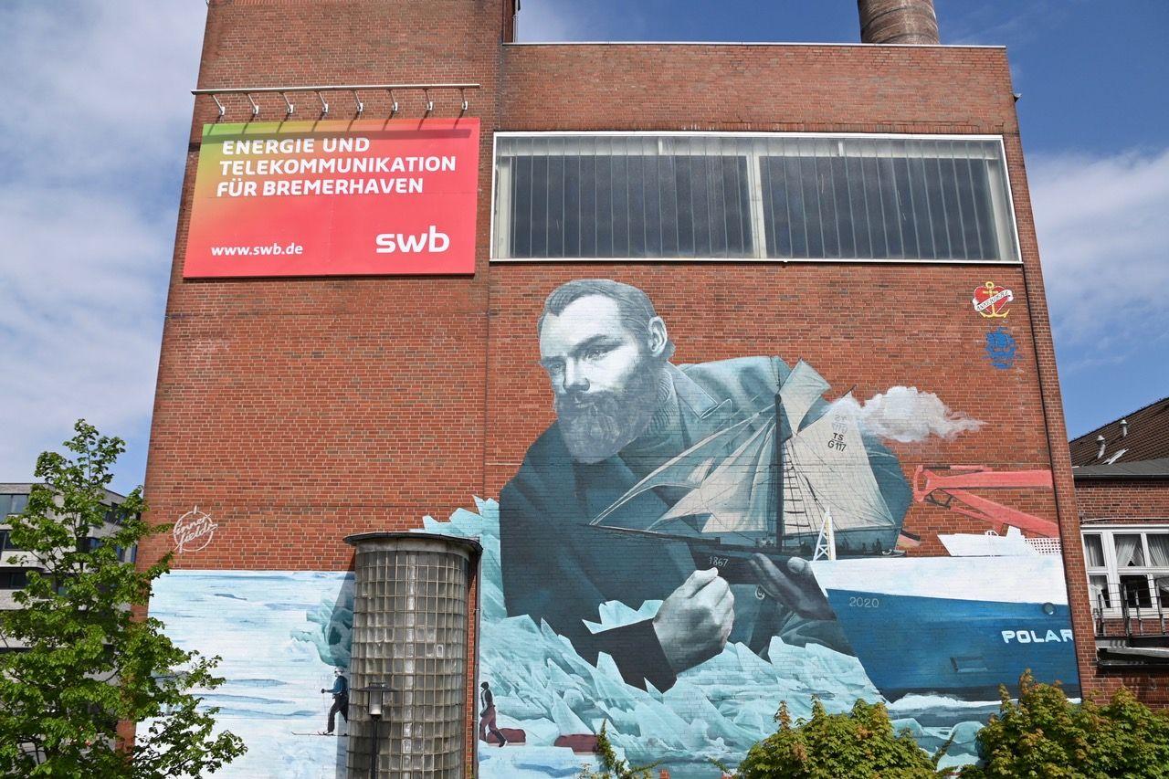 Mural am DSM