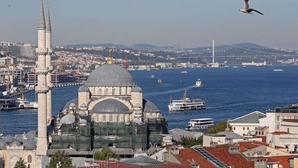Millionenmetropole Istanbul: Erhebliche tektonische Spannungen entdeckt