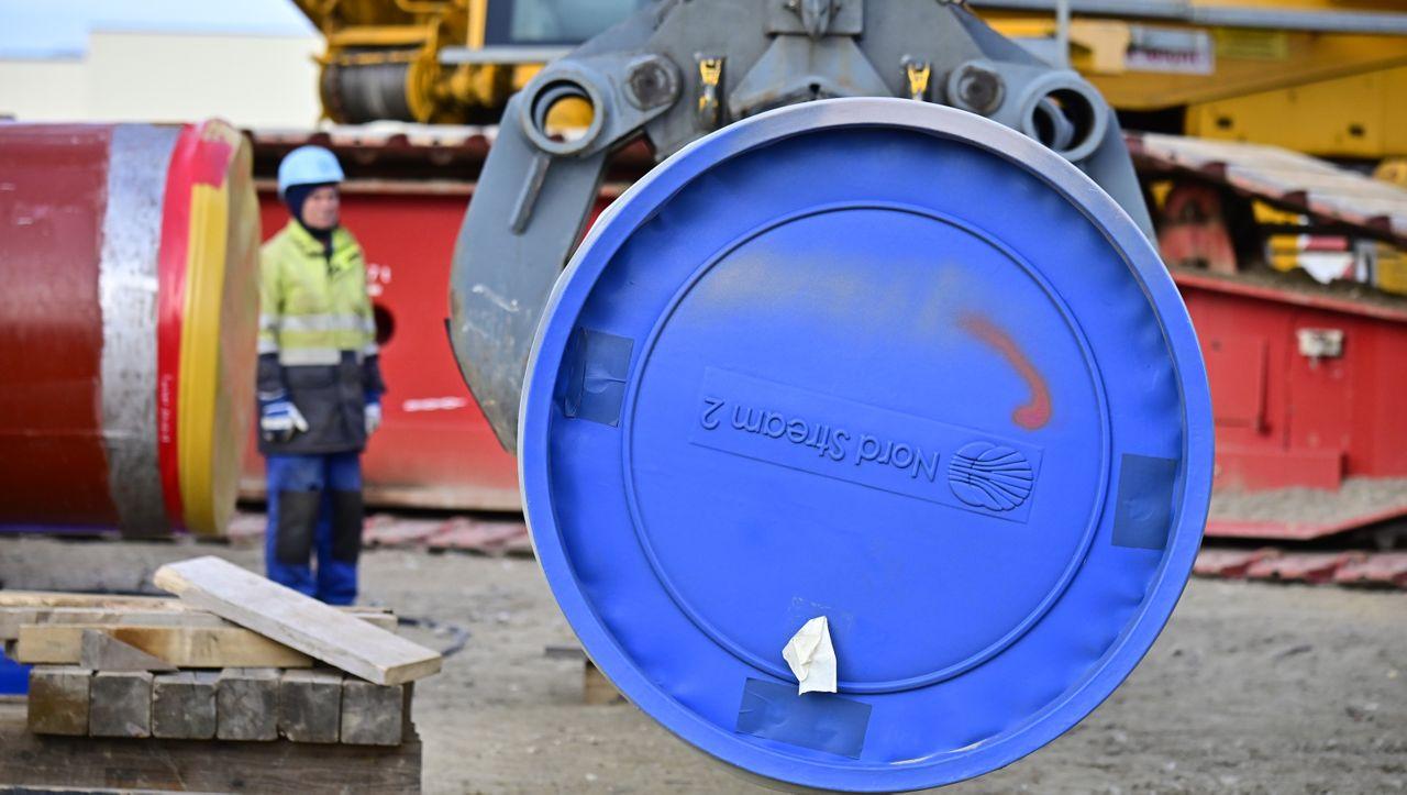 Nord Stream 2: Berlin und Washington einigen sich über Ostseepipeline