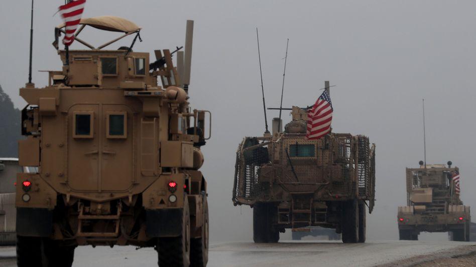 US-Militär in Syrien