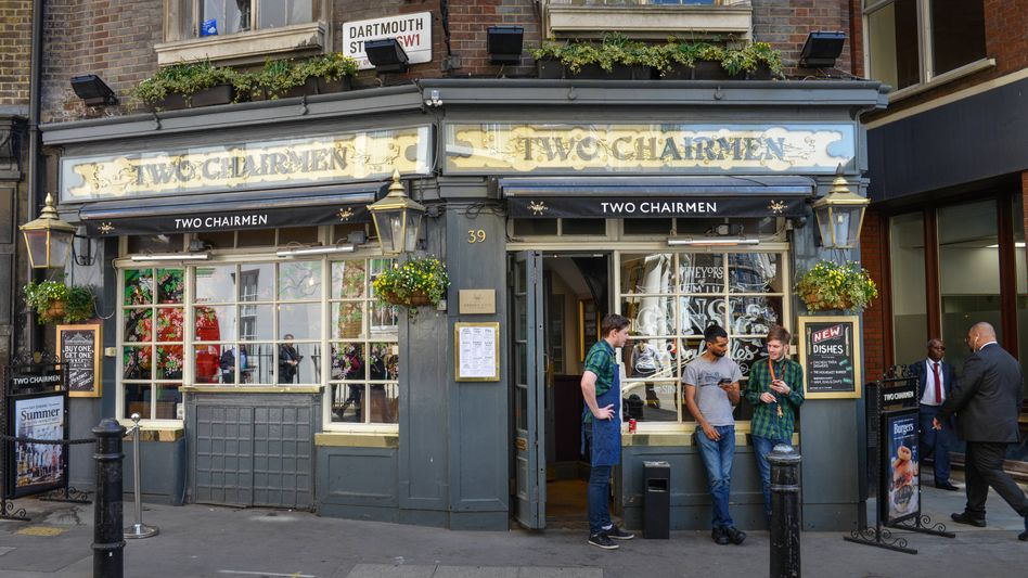 Pub in London (Archiv)