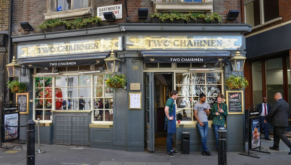 Pub in London (Archiv)