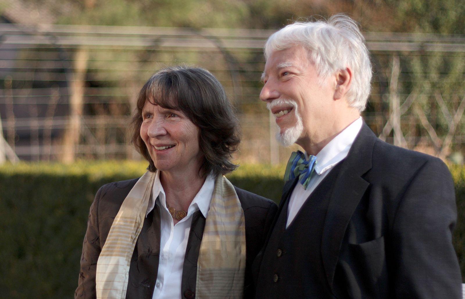 EINMALIGE VERWENDUNG Aleida & Jan Assmann