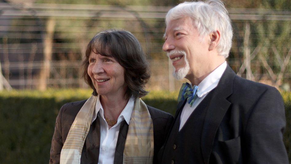 Aleida Assmann und Jan Assmann