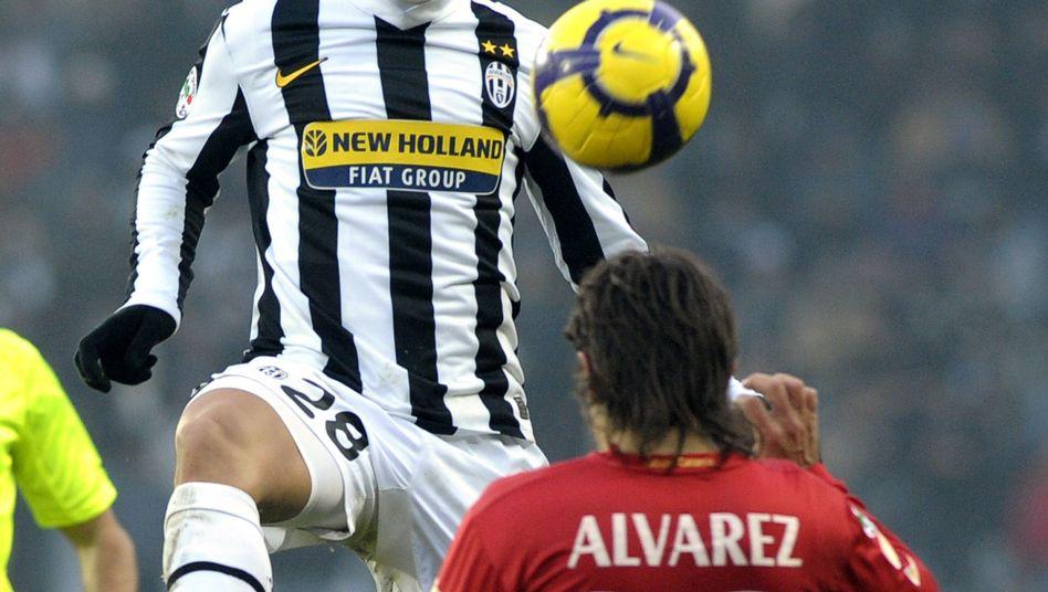 Ex-Bremer Diego: Niederlage mit Turin gegen Catania