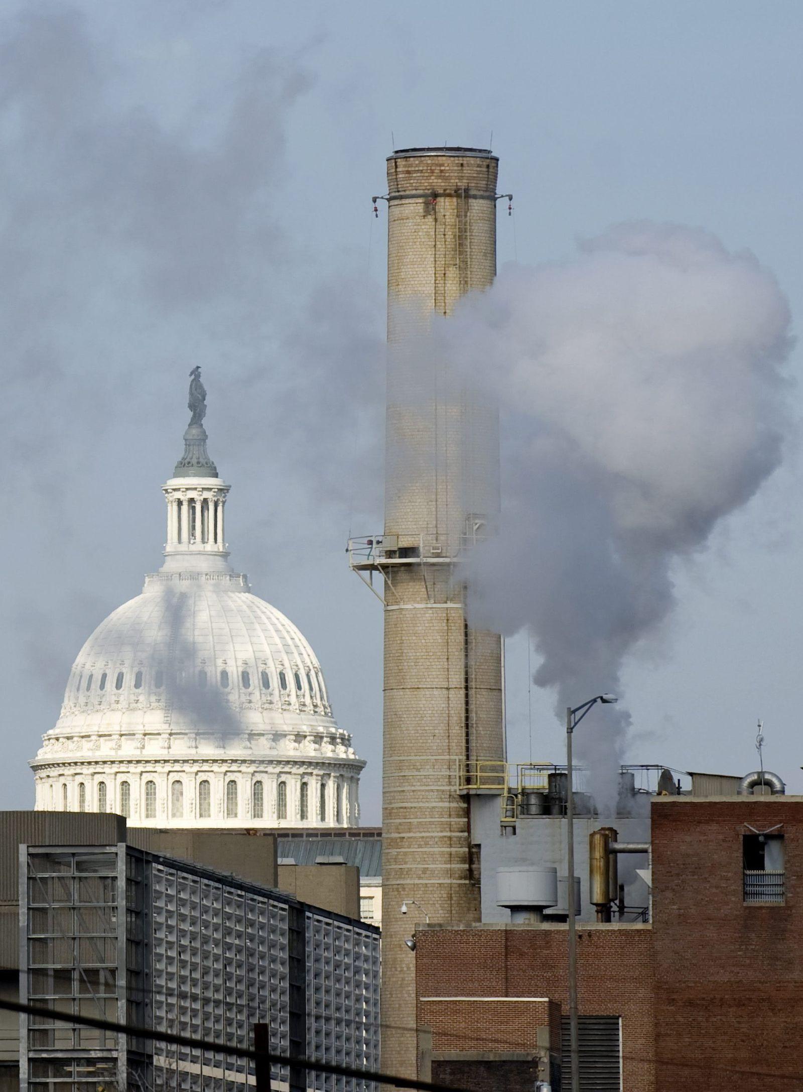 US-Umweltbehörde EPA: Treibhausgase sind «gesundheitsschädlich
