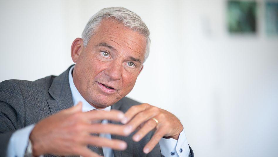 Thomas Strobl, CDU-Bundesvize und baden-württembergischer Innenminister