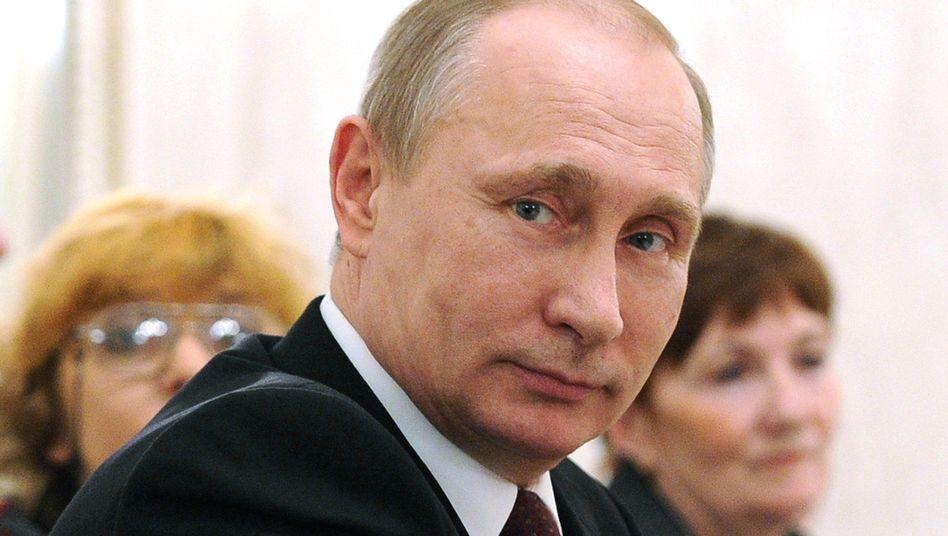 Wladimir Putins Verschwinden: Präsident gesucht