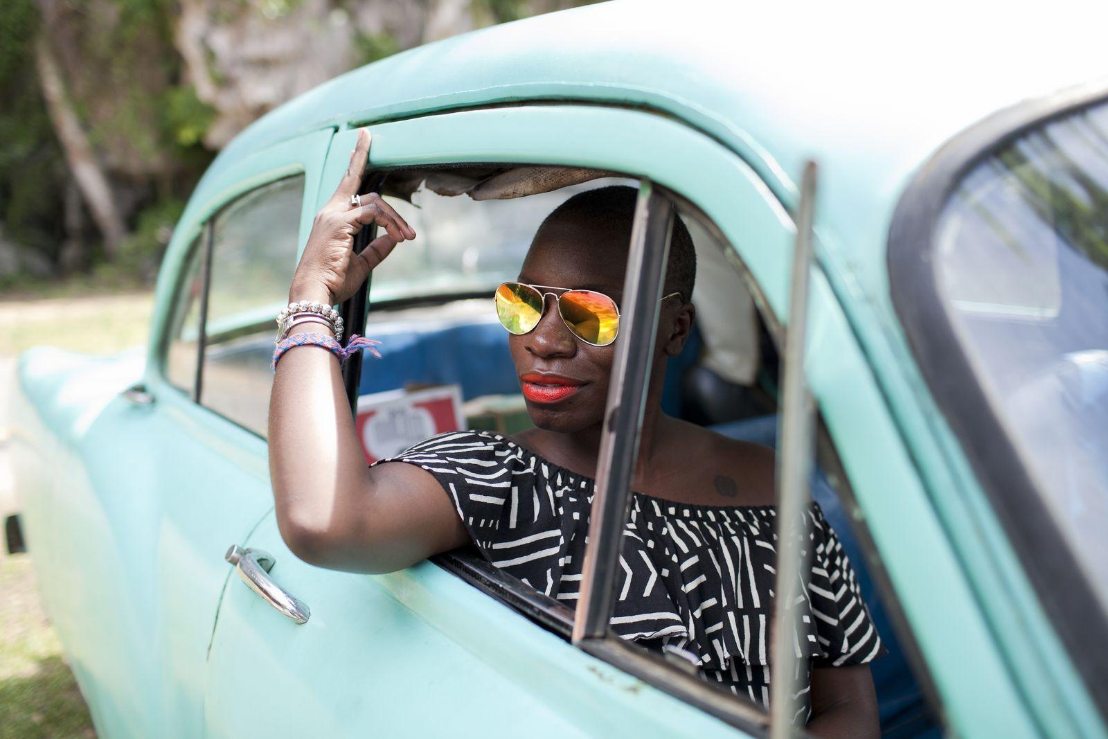 Jessica Nabongo unterwegs in Kuba