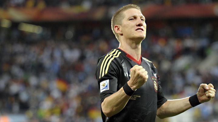 DFB-Spieler Schweinsteiger: Messis Alptraum
