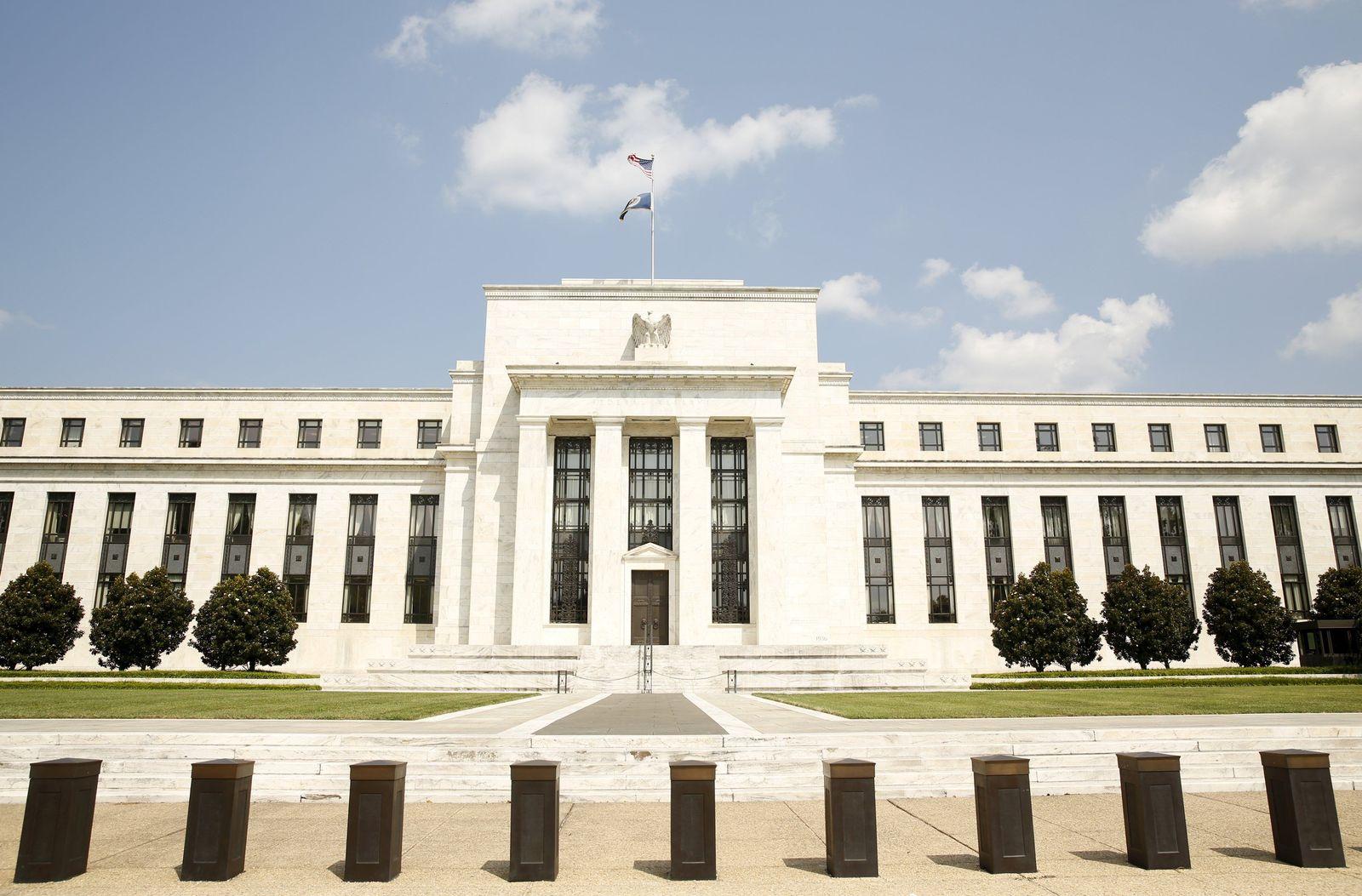 Federal Reserve Banks / US-Notenbank / Fed