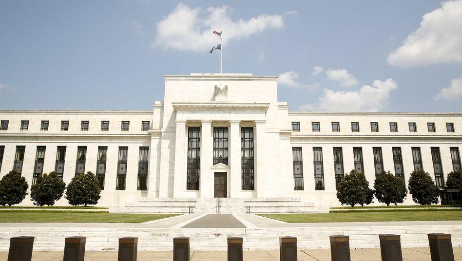 US-Notenbank Federal Reserve: Die Angst vor der Zinswende geht um
