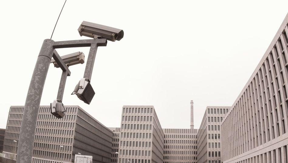 Zentrale des Bundesnachrichtendienstes in Berlin
