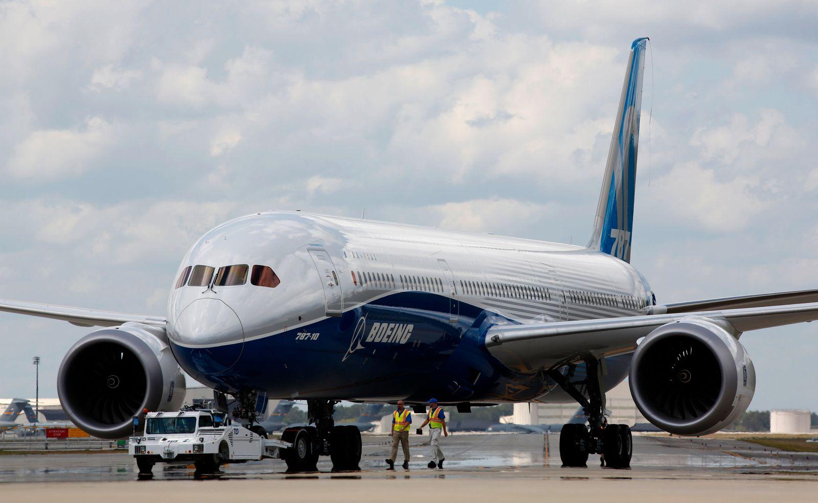 Inspektionen von Boeing 787 «Dreamliner» angeordnet