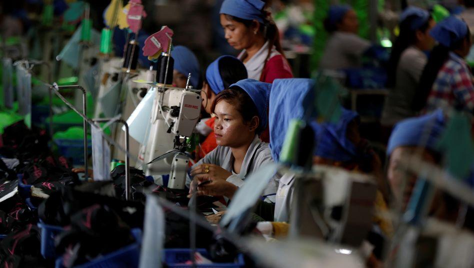 """EU-Entscheidung zu Kambodscha: """"Der einzige Gewinner ist China"""""""