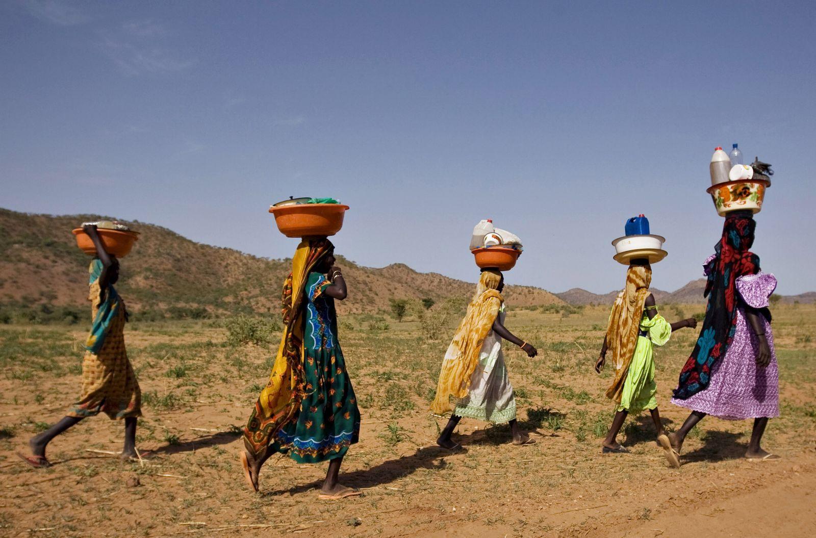 Tschad/ Frauen