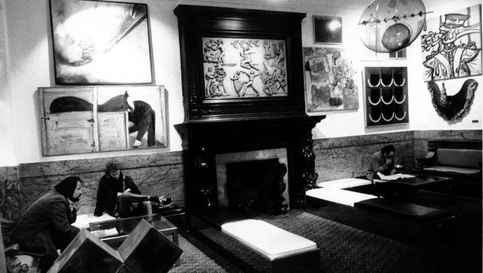 Ein Hotel für Künstler und verlorene Seelen: Tatort und Inspiration