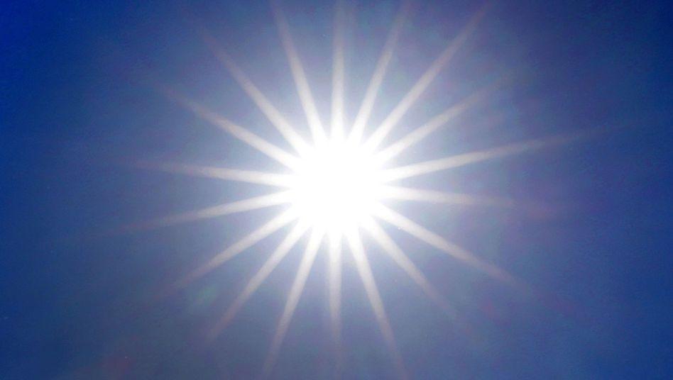 Wenn die Sonne lacht, Herr Meier seinen Urlaub macht