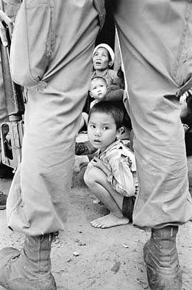 """US-Soldat, vietnamesische Zivilisten: """"Gott vergebe euch"""""""
