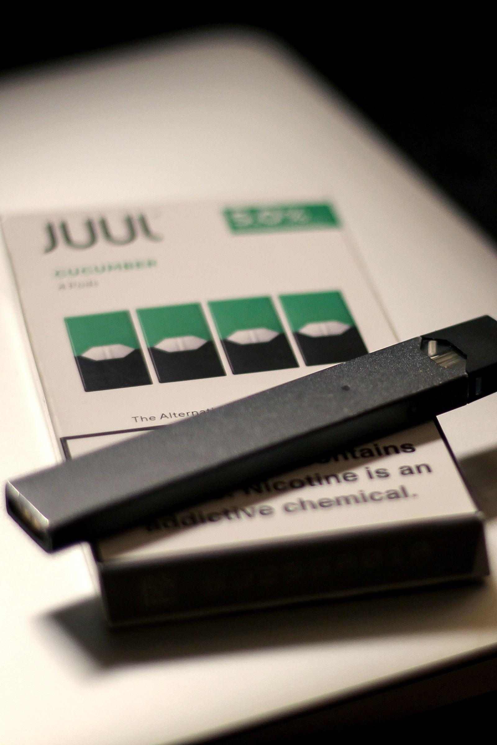 E-Zigarette Juul