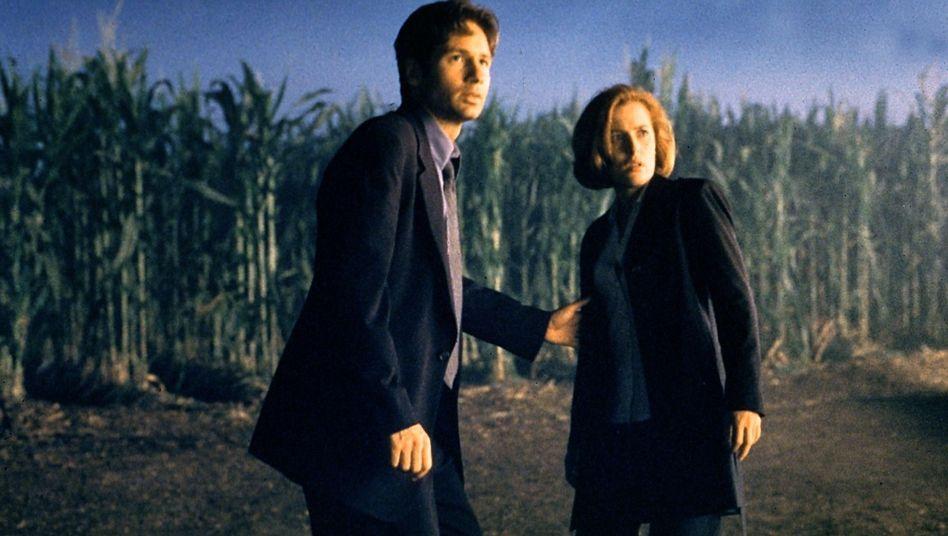 """""""Akte X - Der Film"""" lief 1998 in den Kinos"""