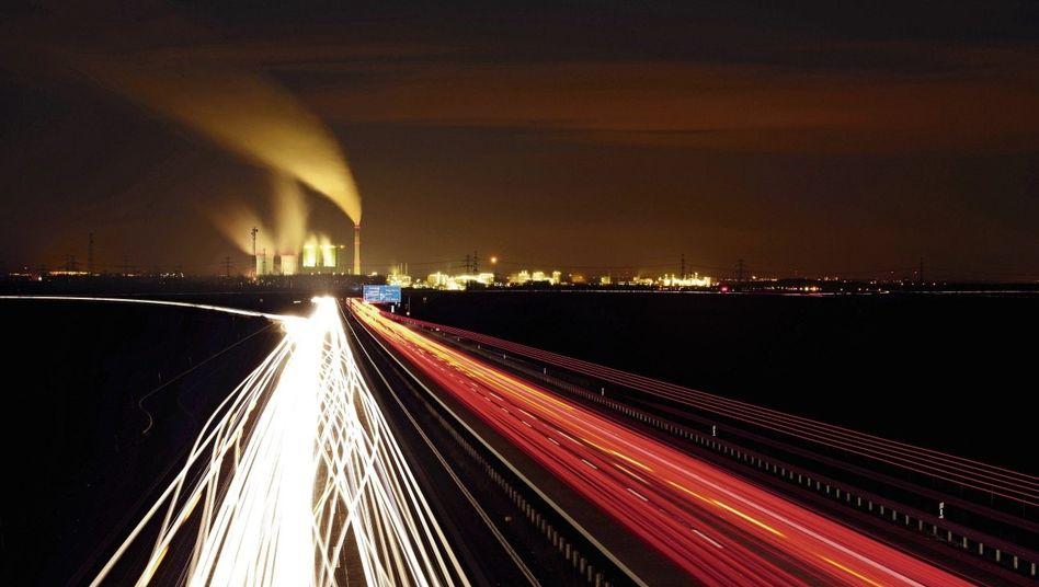 Braunkohlekraftwerk Schkopau Ein ganzes Land wird umdenken müssen