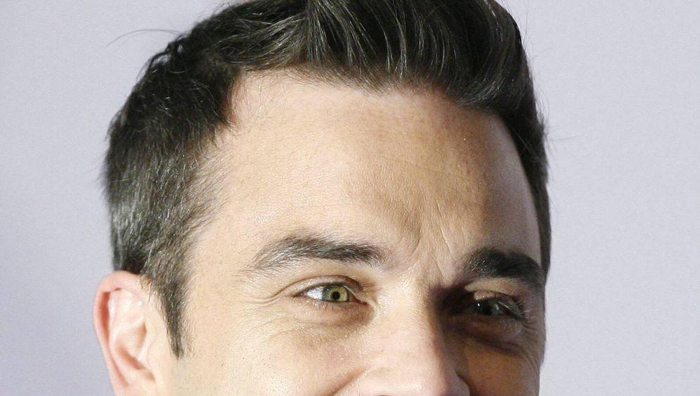 Rose of England: Robbie Williams hat eine Tochter