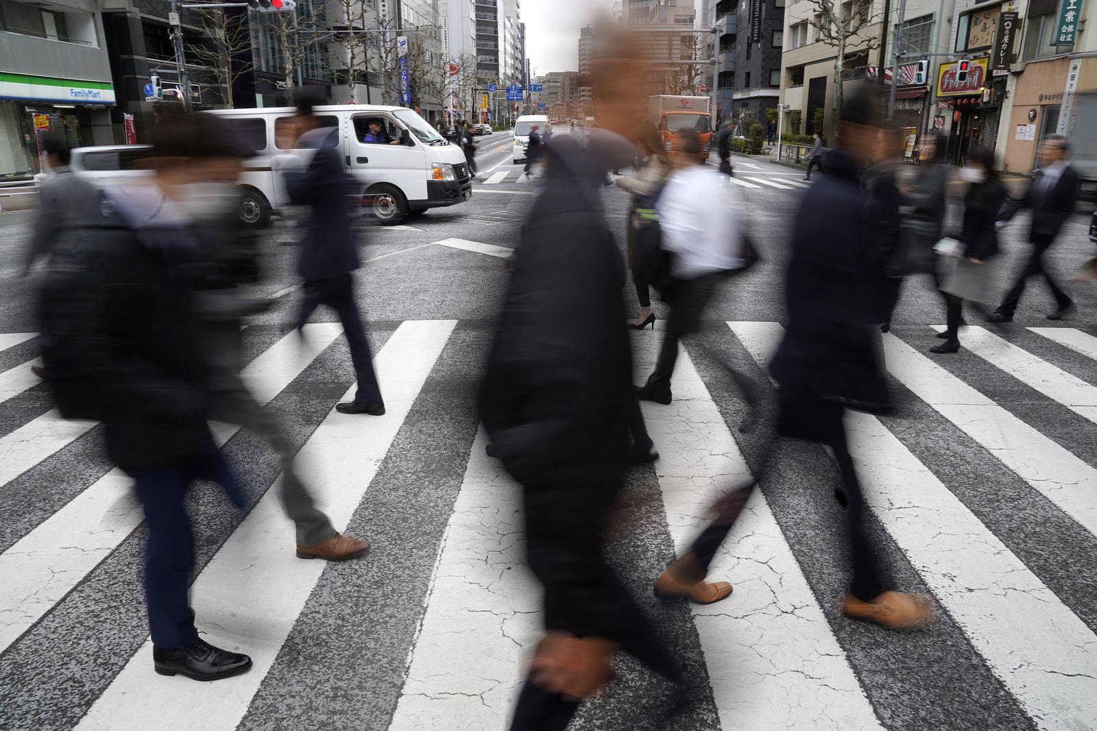 EINMALIGE VERWENDUNG Japan/ Gastarbeiter