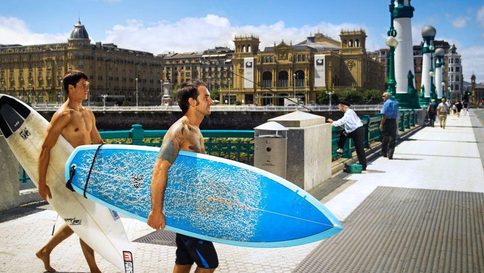 San Sebastián: Joggingtour mit Edurne Pasaban