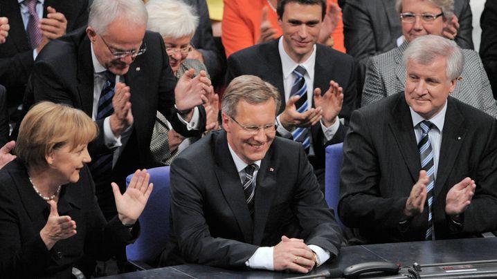 Bundespräsidentenwahl 2010: Kampf um Bellevue