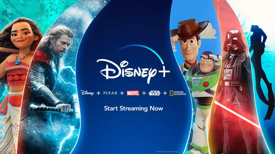 Disney+ bietet jede Menge Nostalgie - viel Neues ist nicht dabei