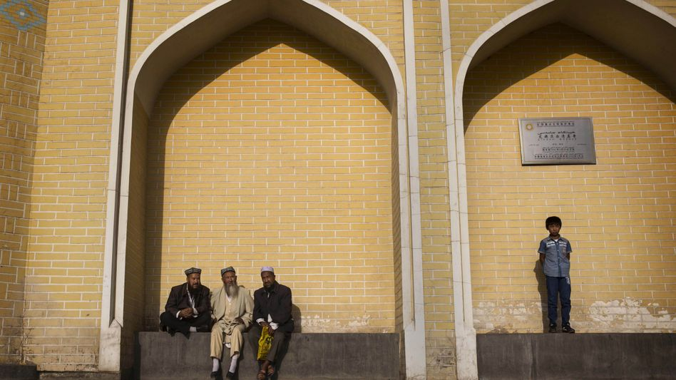 Uiguren in China (Archiv)