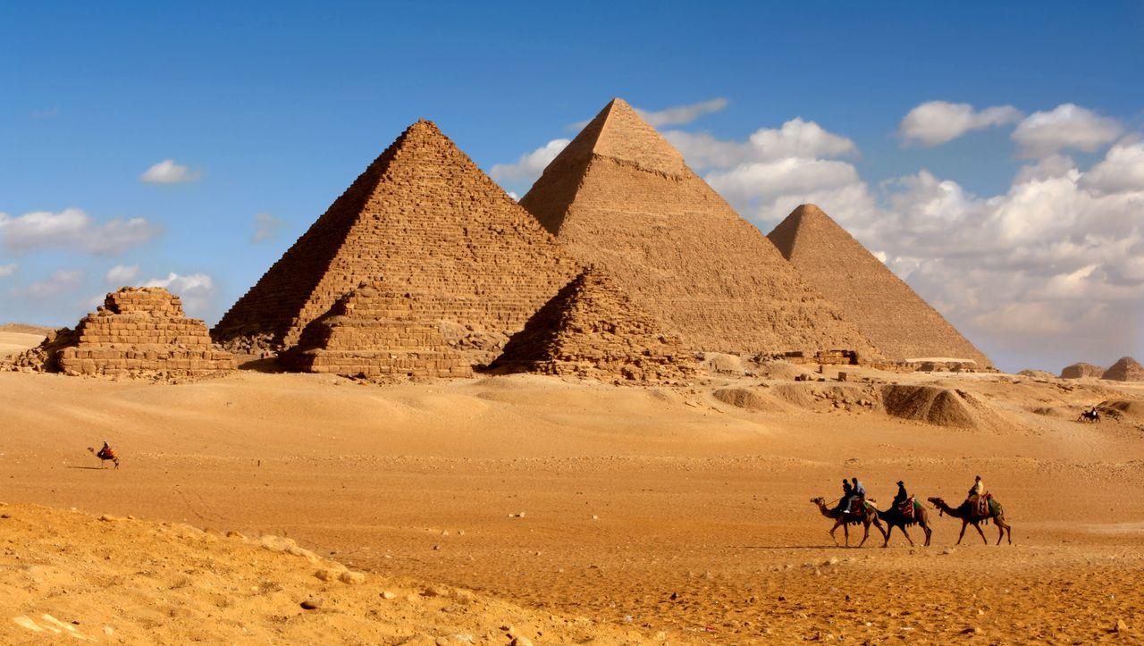 Das Geheimnis der ägyptischen Pyramiden