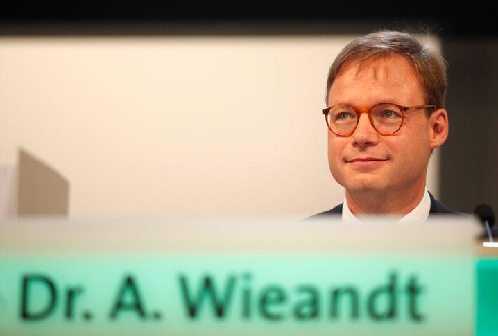 HRE-Chef Wieandt: Rückkehr in die Gewinnzone nicht vor 2012