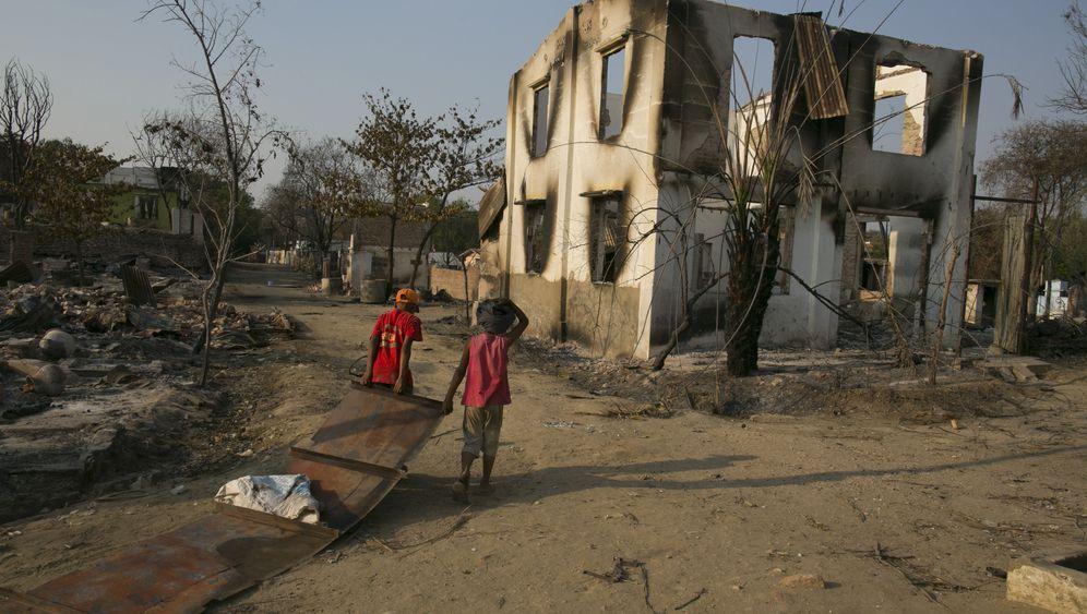 Gewalt gegen Muslime in Burma: Wut, Neid und Angst