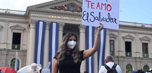 El Salvador: Proteste gegen Präsident Nayib Bukele und den Bitcoin als Währung