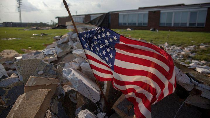 USA: Schwere Stürme in Ohio und Kansas