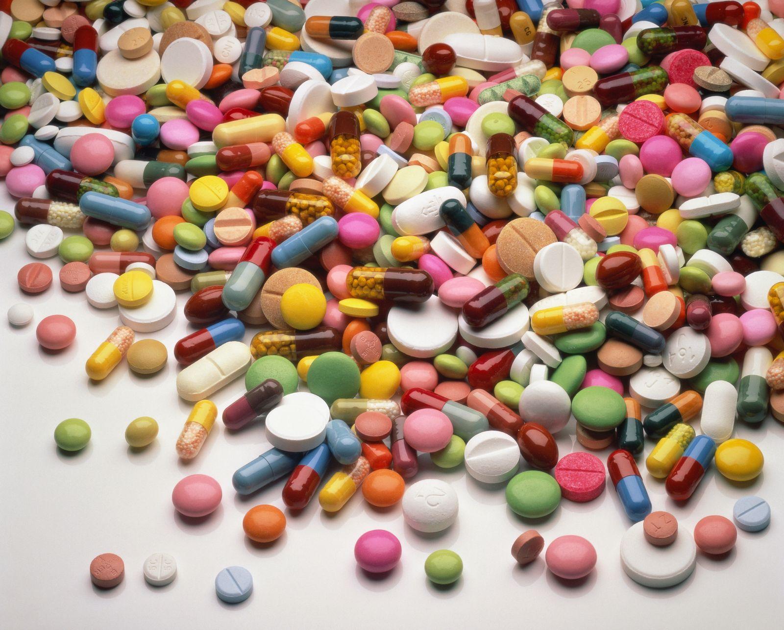 NICHT MEHR VERWENDEN! - Pillen / Tabletten / Medizin