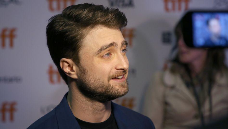 Daniel Radcliffe wurde als Harry Potter weltbekannt