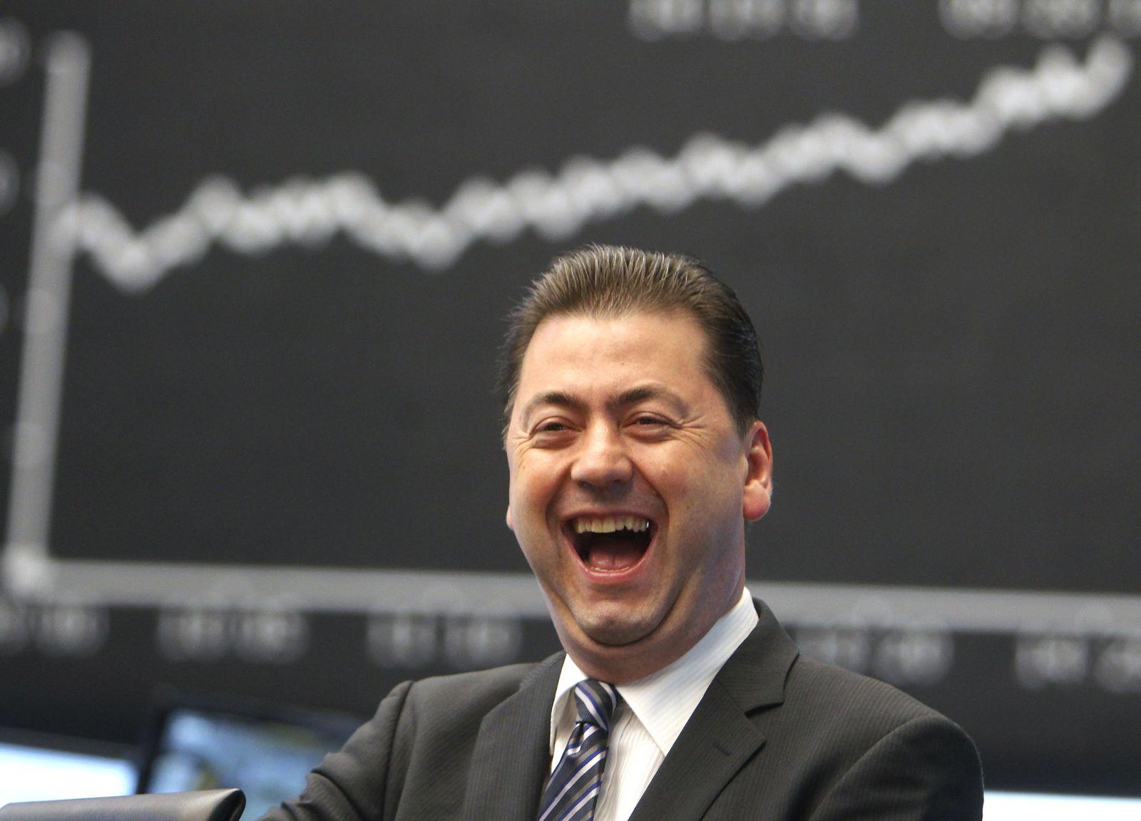 Germany Markets dax