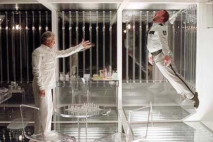 """Filmszene aus """"X Men 2"""": Mutanten-Misere mit tragischem Potenzial"""