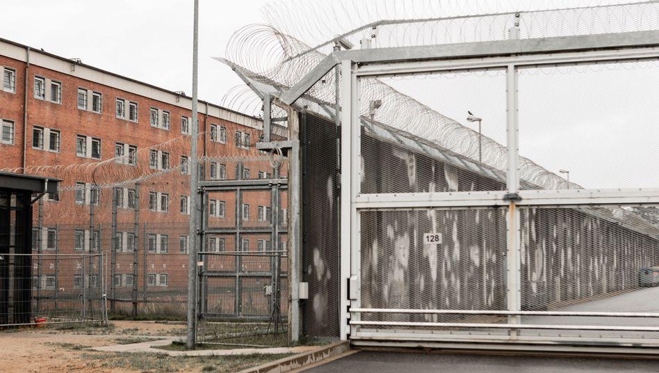 Lübecker Gefängnis (Archiv)