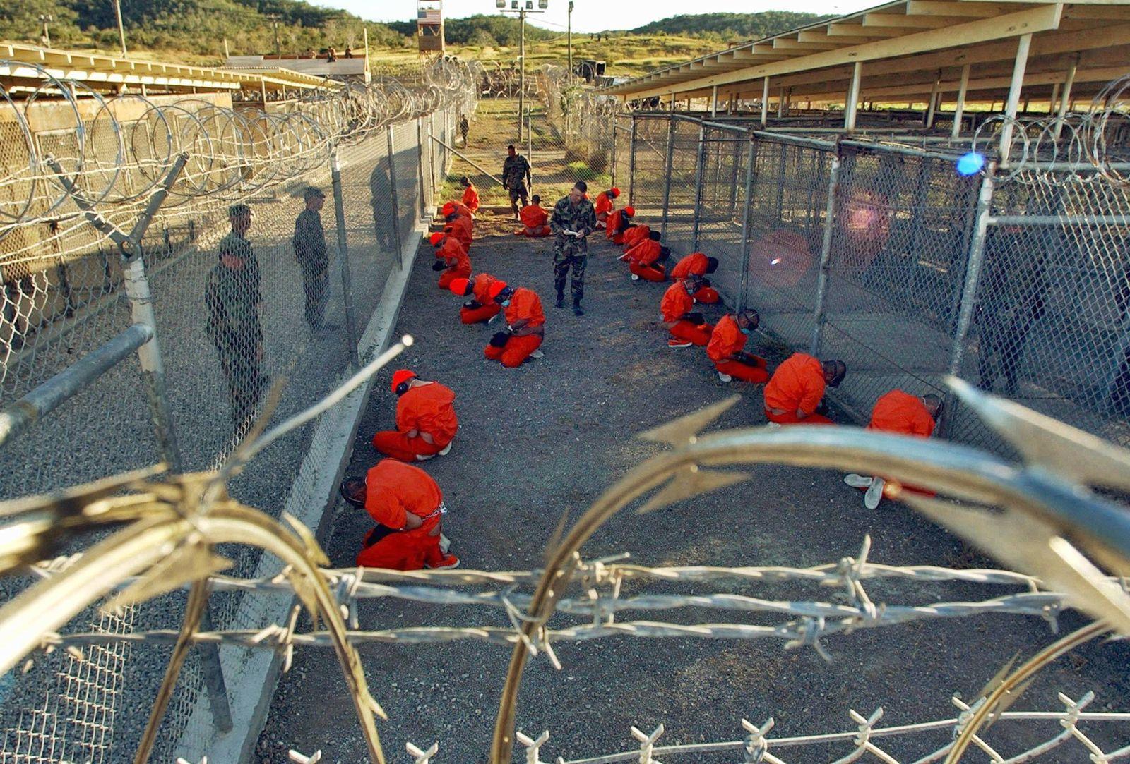 NICHT VERWENDEN Guantanamo