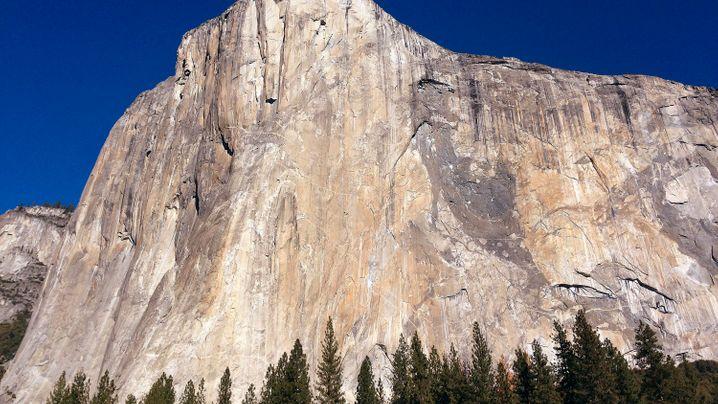 """""""El Capitan"""" im Yosemite-Nationalpark: Immer der Nase nach"""